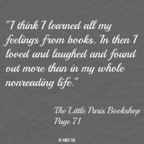 quote paris bookshop