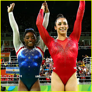 watch-simone-biles-aly-raisman-floor-routines-olympics