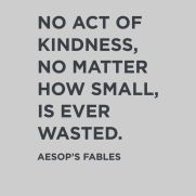 a1dbee7bc3f5442982dc124673fc1fab-aesop-quotes-kindness-matters
