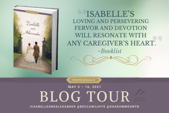 Issabelle and Alexander Blog Tour Graphic